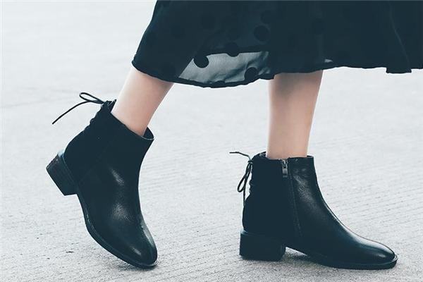 靴子可以改色吗 注意上色均匀