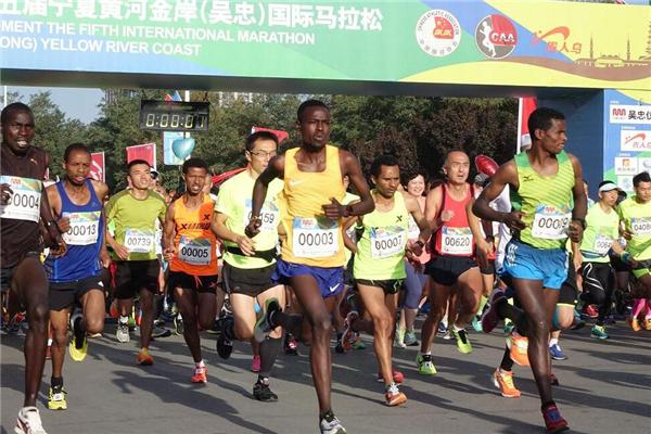 马拉松跑完就有奖牌吗 要注意规定时间