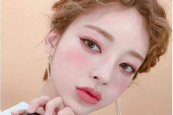 韩国淡妆怎样化 韩国妆容画法
