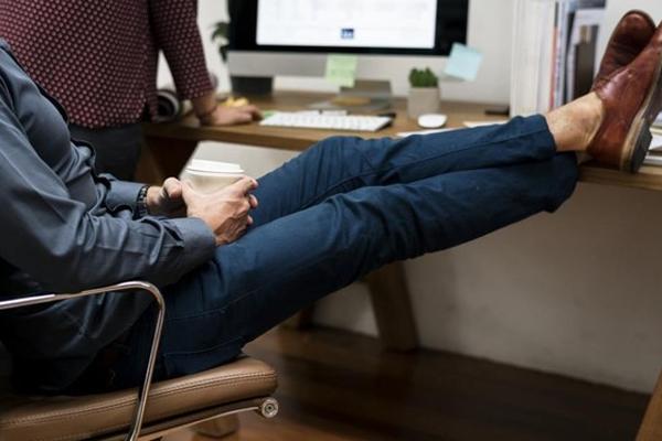 办公室常用减压方法 3招让心情变好