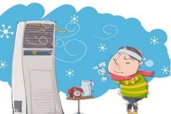 空调制热没反应 有可能是这些原因