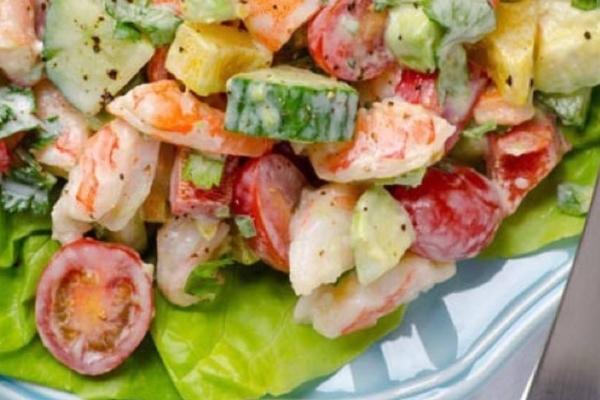 沙拉可以减肥吗 可以吃减肥沙拉