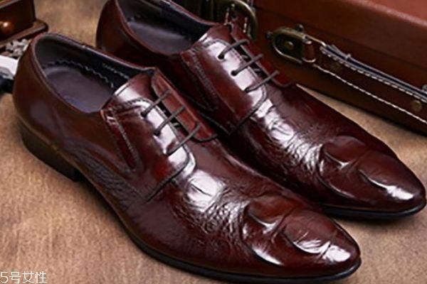 真皮皮鞋怎么保养 皮鞋正确清洗方法