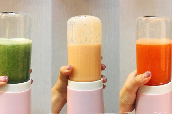 果汁是怎么打的 教你用豆浆机打果汁