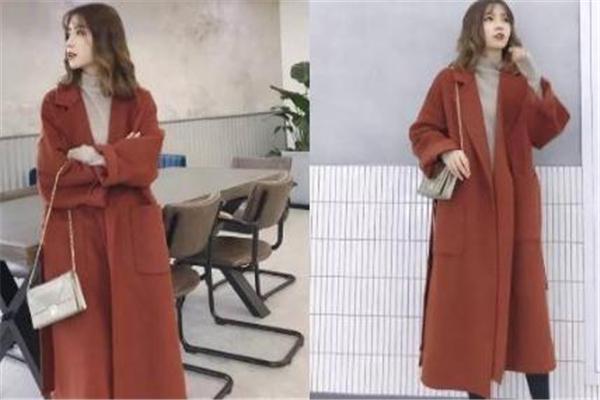 什么颜色大衣不容易过时 今年流行暖色系