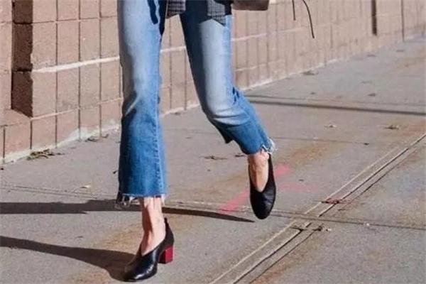 中跟鞋是多少厘米 最舒适的高度