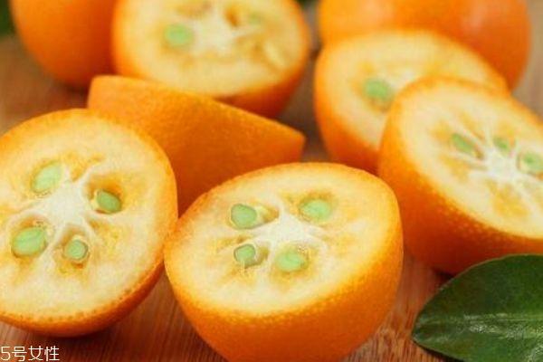 金钱橘的皮可以吃吗 金钱橘的吃法