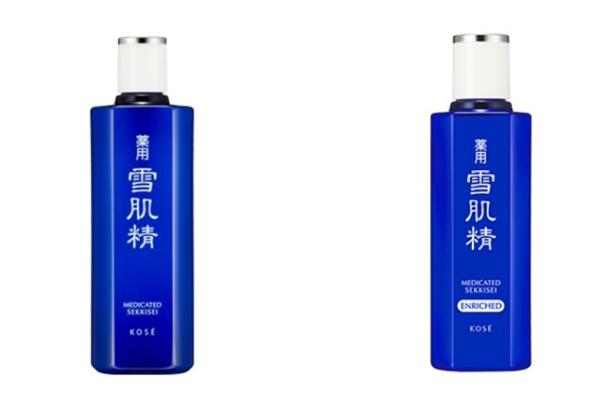2019高丝雪肌精系列台湾价格 2019年1月1全面降价