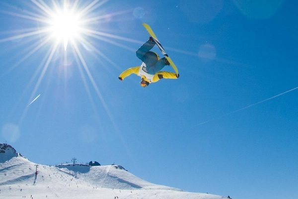 滑雪能戴隐形眼镜吗 存在安全隐患