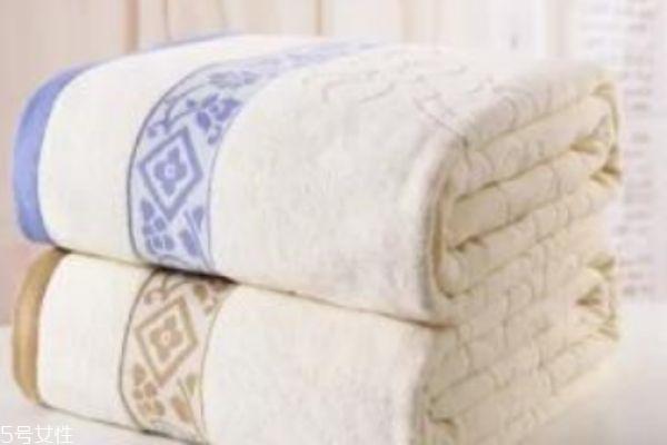 毛巾被掉毛怎么处理 毛巾被掉毛是质量问题吗