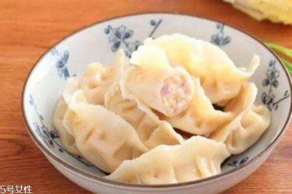 减肥中午能吃水饺吗图片