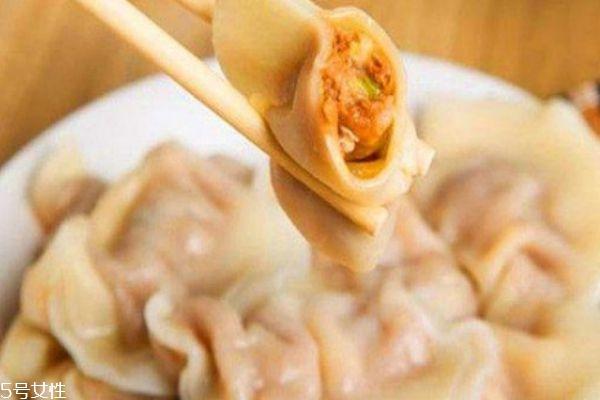 减肥早餐可以吃饺子吗图片