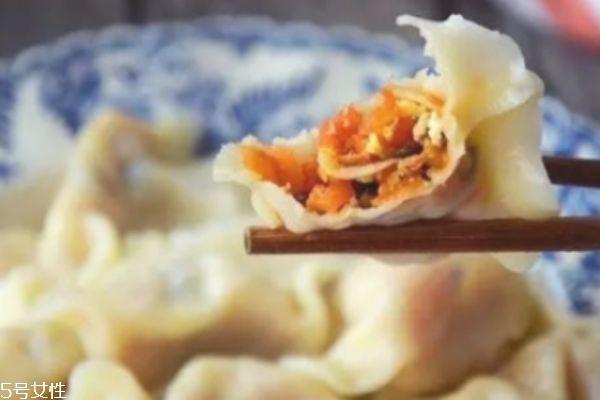 减肥早上可以吃水饺吗图片