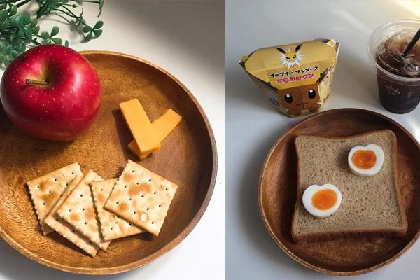 营养减肥食谱三餐图片