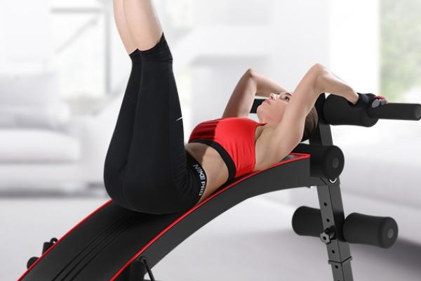 仰卧起坐是锻炼哪里的 主要是这些