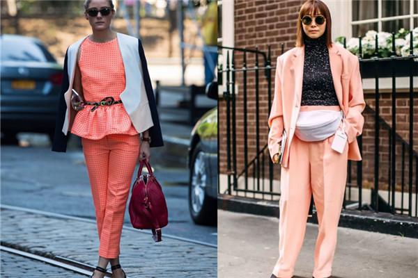 珊瑚橙是什么颜色 珊瑚橙衣服搭配图片