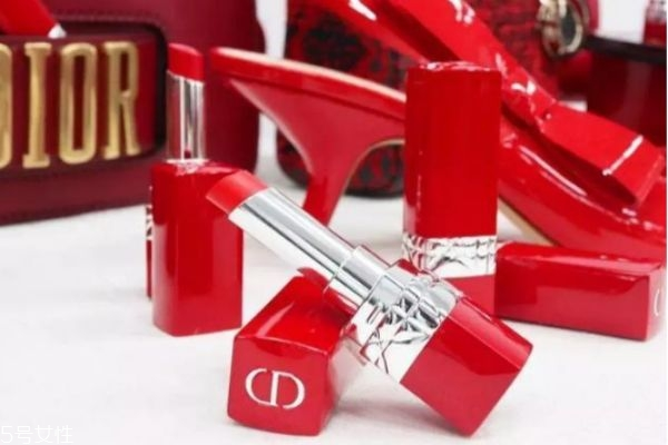 dior红管有哪些颜色 dior红管试色