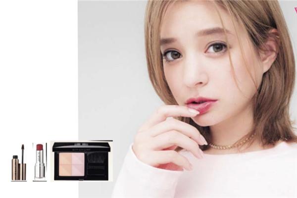 韩系美少女妆容画法