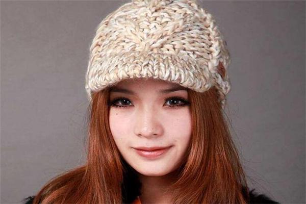针织帽适合什么脸型 要看具体搭配