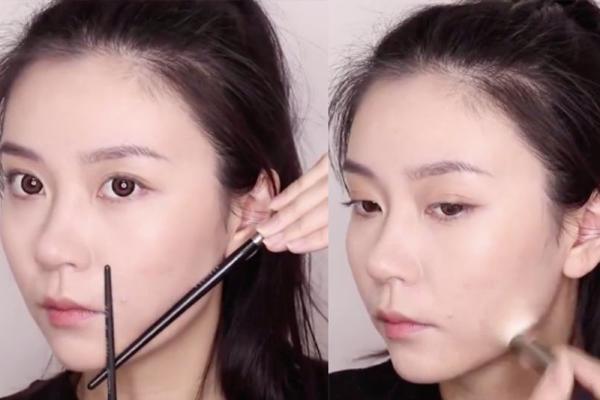 如何正确修容 脸上各部位正确修容方式