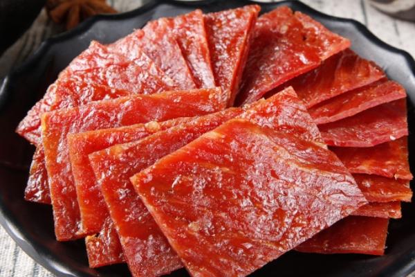 猪肉脯是什么味道 鲜美无比的猪肉脯