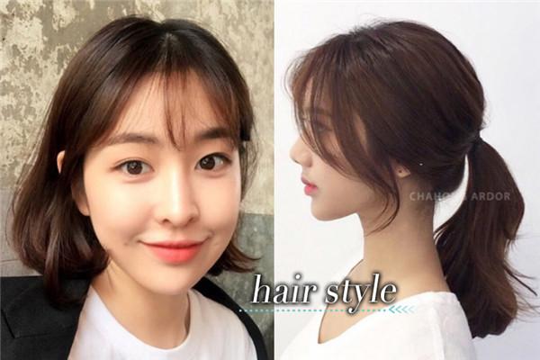 两鬓刘海怎么剪 女生发型两鬓刘海打理方法