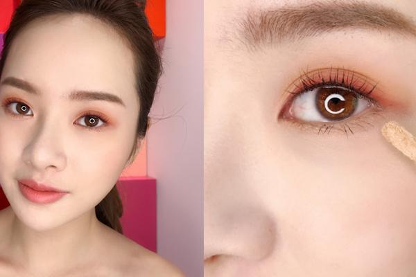 珊瑚橘妆容画法 注意4点避免蜡黄