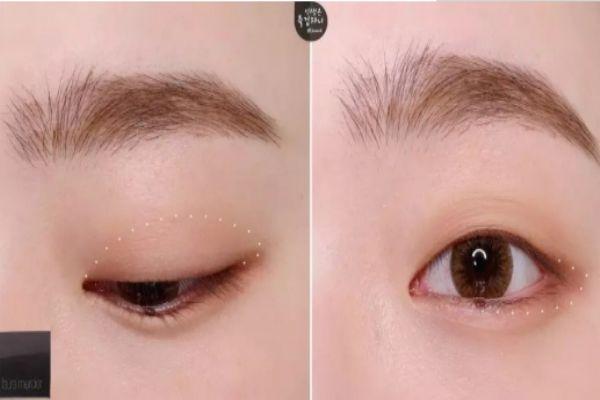 单眼皮小内双怎么画眼妆 单眼皮眼妆基础画法