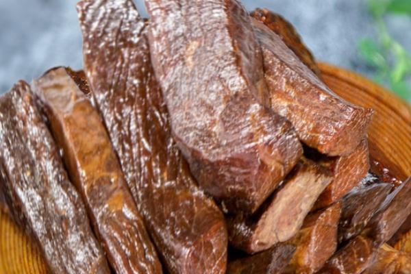 牛肉干是腌制食物吗 属于这个类别