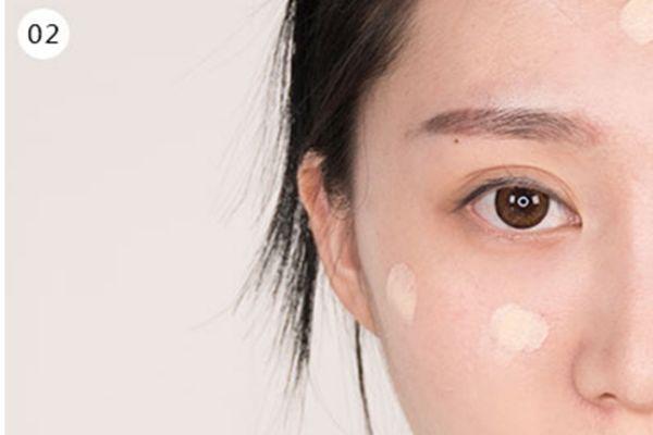 日常大眼妆的画法教程 日常大眼妆画法