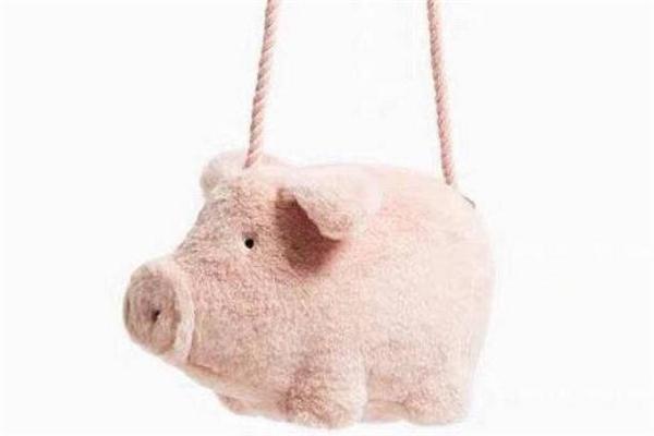 zara猪猪包多少钱 爆款小猪背包