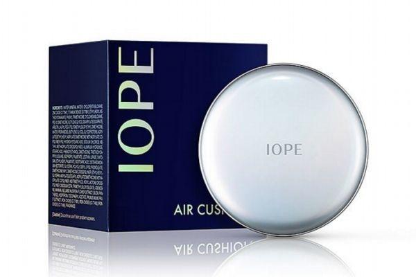 iope气垫好用吗 iope水滢多效气垫粉凝霜