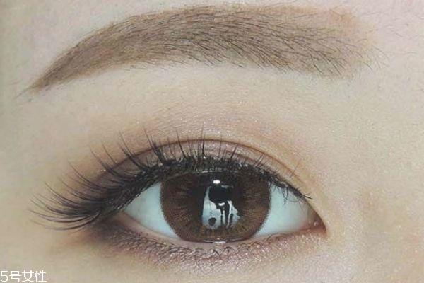 下睫毛画法图片