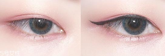 什么眼妆能让眼睛变大 日常大眼妆的画法步骤