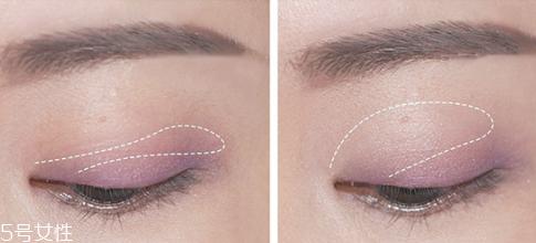 如何画深邃眼妆 深邃眼妆画法