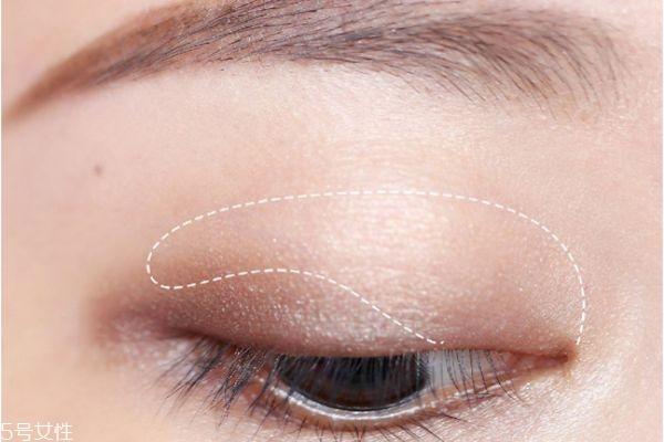 清纯韩式眼妆教程 韩式清新眼妆