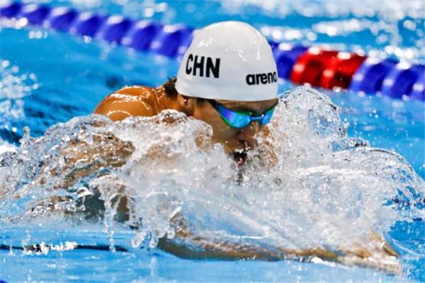 蛙泳蹬腿时发力技巧 这样会轻松很多