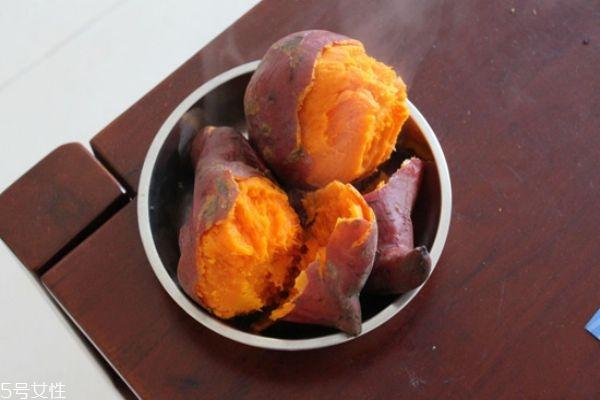 吃红薯会便秘吗 便秘吃红薯的注意事项