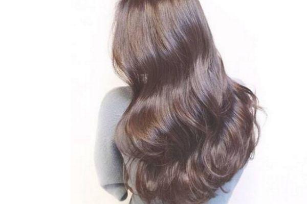 19年流行发型发色图片
