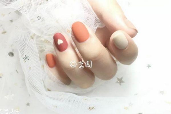 2019最好看的秋冬美甲 2019最火秋冬美甲