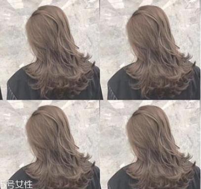 2020流行发型发色图片