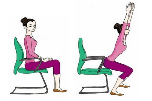 办公室怎么有效健身 五种方法出效果