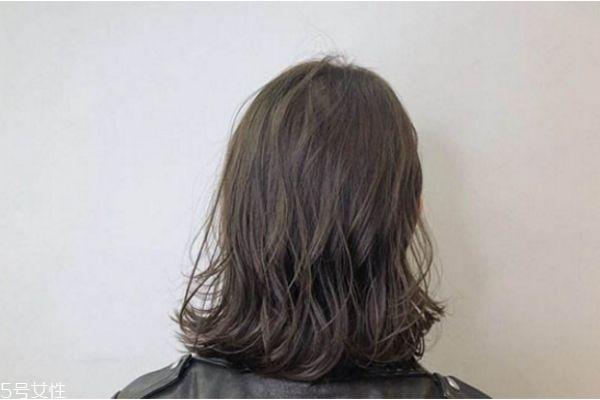 2018流行发型发色图片
