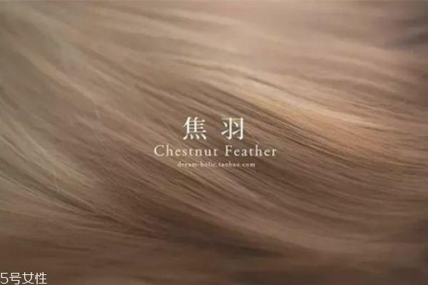 2019年流行发型发色图片