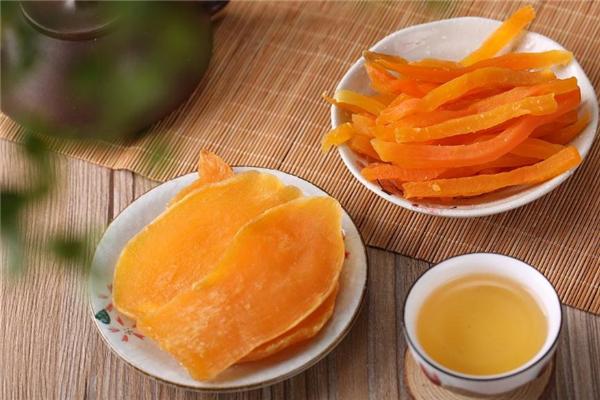 减肥吃地瓜干会胖吗图片