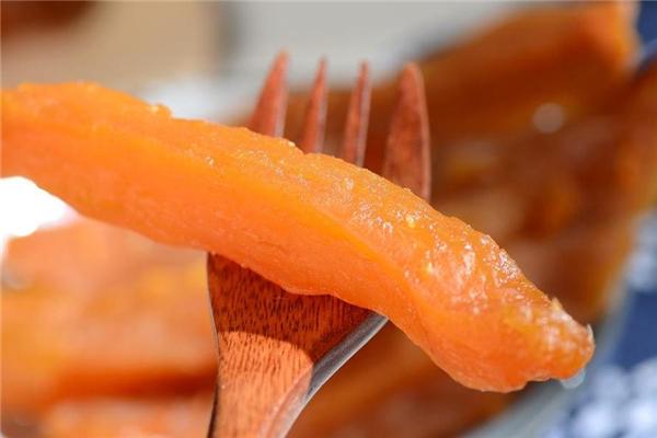 减肥能不能吃地瓜干图片