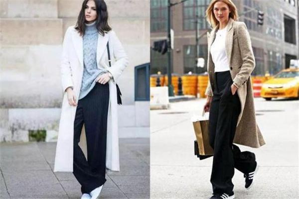 运动鞋配什么衣服好看 不同风格的碰撞