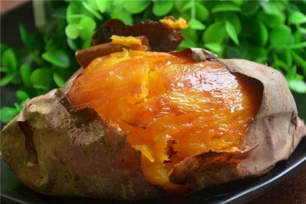 烤红薯比煮的热量高吗图片