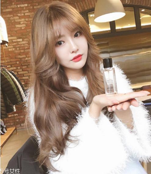 2019长发烫发发型图片 韩版女神长卷发图片