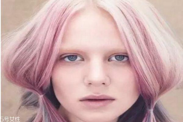 波波头适合染什么颜好看 个性的发色推荐